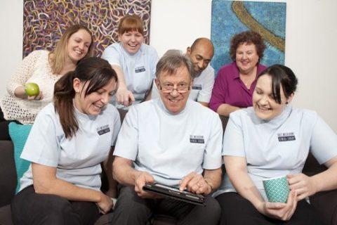 east melbourne dentist staff