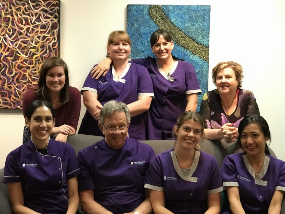 East Melbourne Dental Staff